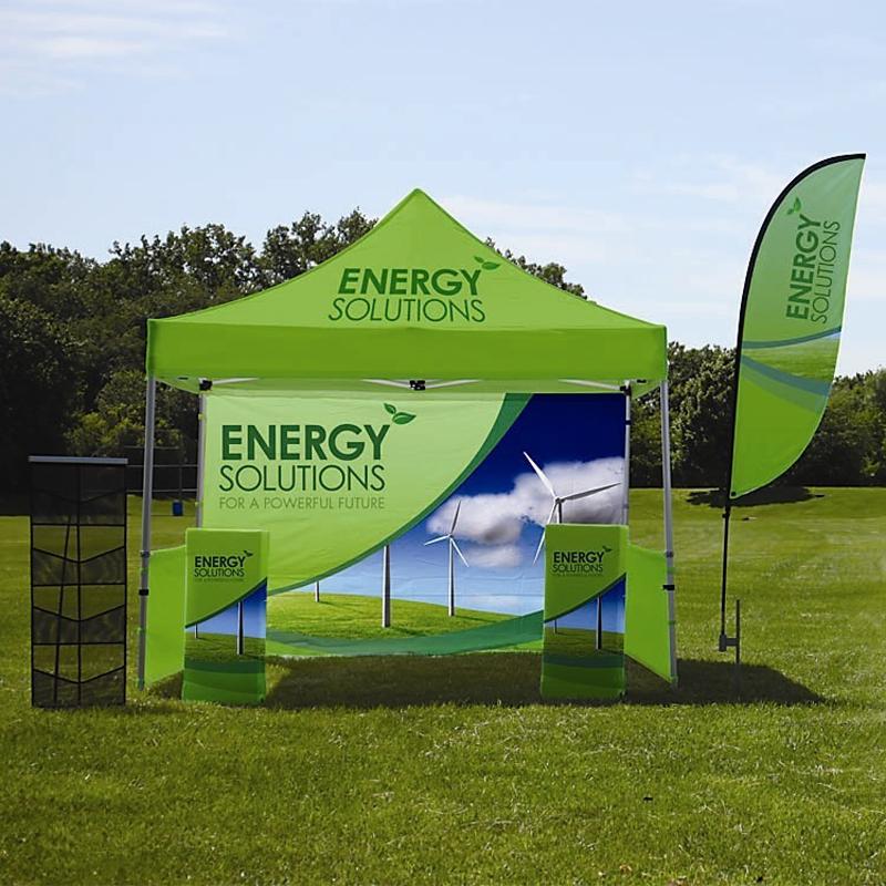 Сделанные на заказ высококачественные портативные алюминиевые всплывающие палатки для выставки, навес, палатки для улицы