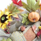 Decorations Fall Thanksgiving Turkey Wreaths Indoor And Outdoor Decorations For Spring Summer And Fall
