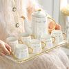Tea set E