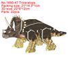 1690-47 Triceratops
