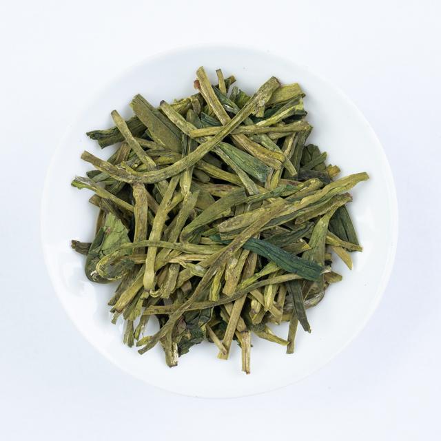 China famous Green tea loose tea leaves Long Jing Tea - 4uTea | 4uTea.com