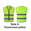 Style A Fluorescent yellow