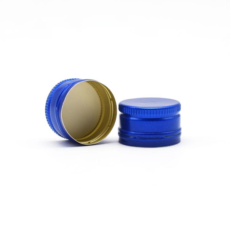 Колпачки для стеклянных бутылок, алюминиевые колпачки, 28 мм, по оптовой цене