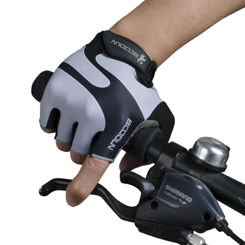 2018 Profession fashion bicycle mountain bike led cycling riding gloves
