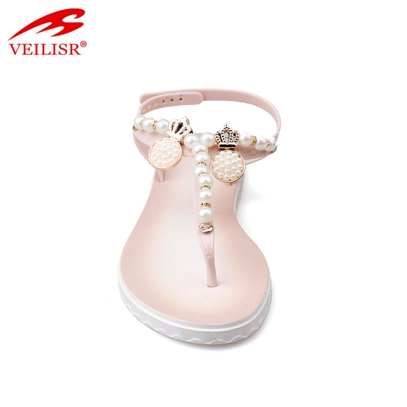 2020 оптовая продажа, китайский завод, низкая цена, новый стиль, популярные летние женские сандалии на плоской подошве, шлепанцы