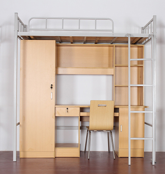 New Design High Quality Hot Sales School Metal Double Bunk Beds For Sales