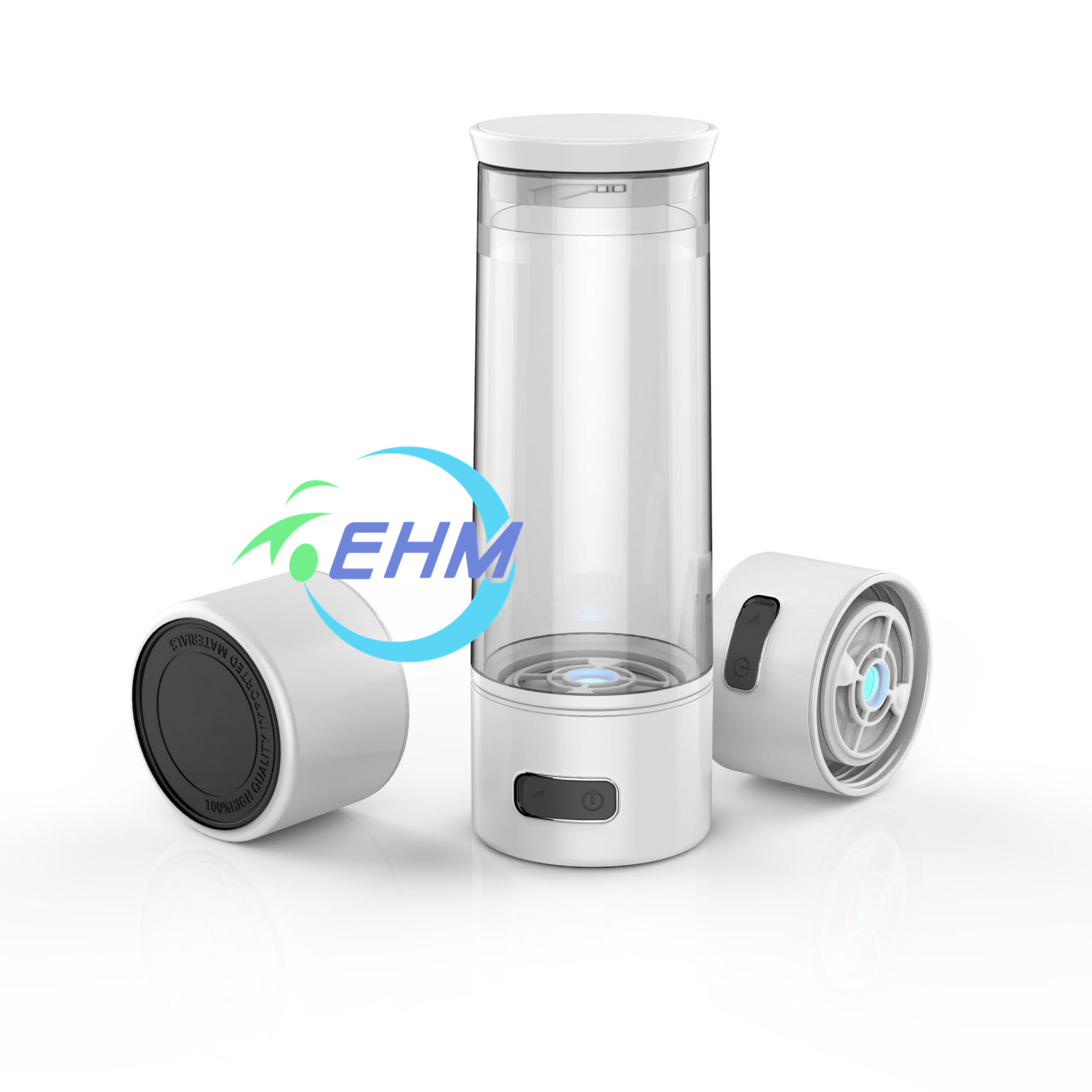 2020 Новый портативный с зарядной системой водород Опреснитель воды EHM-H6