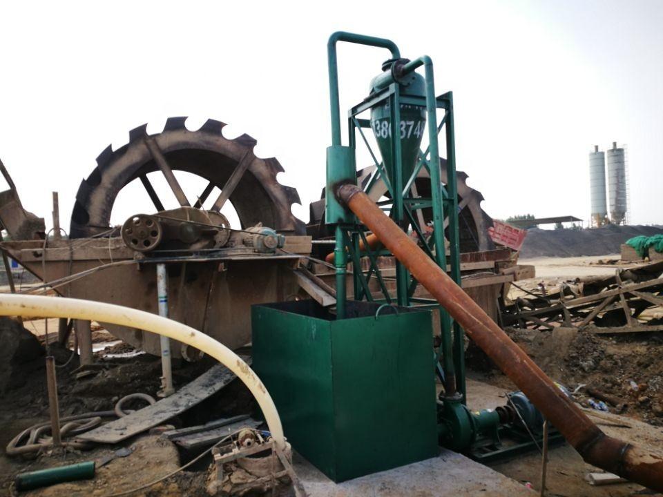 sand washing plant recycling sand machine mechanical equipment