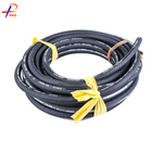Pressure Hose 1-110mpa Pipe Rubber Hose Wholesale High Pressure Resistant Synthetic Industrial Hydraulic Rubber Pipe Tube Hose
