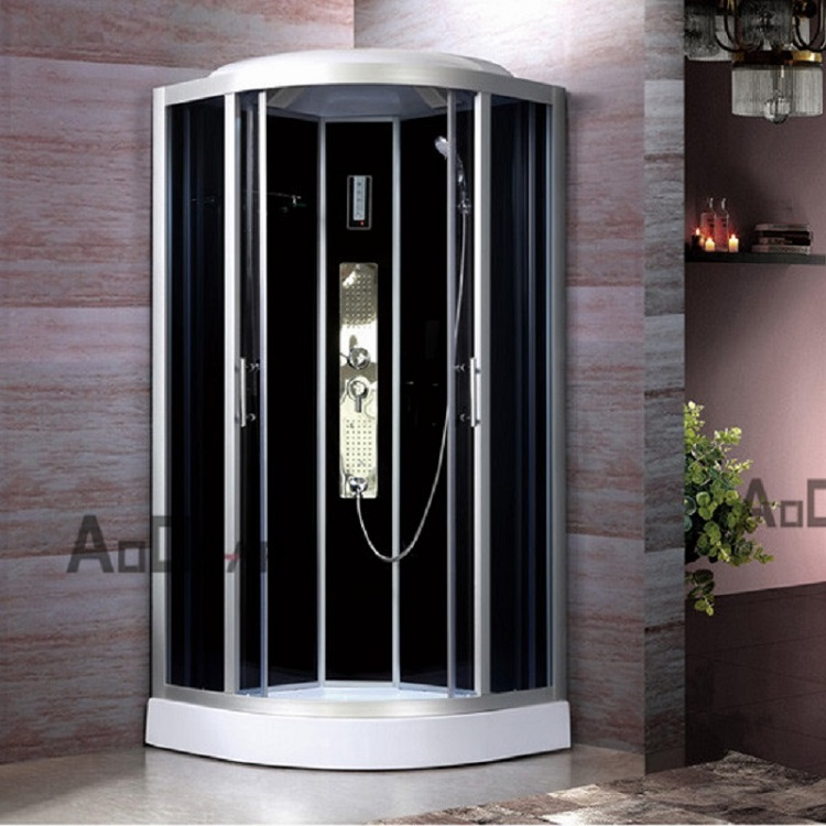 A L-500-CPS 80*100*210 Aoclear 2021 Latest Modern Top Quality Standard Sizecheap Big Bath Shower Cubicles