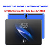 Optional: 8 T6762 Cortex A53 octa Core 8GB/128GB