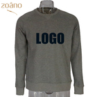 Mens Hoodies Pullover Blank Made China Plain Mens Gym Running Crewneck Cotton Trendy Fashion Custom Logo Sweatshirts No Hoodies