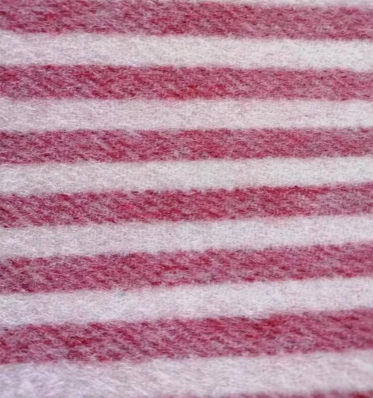 Самые продаваемые китайские производители производят модную 100% саржевую шерстяную ткань
