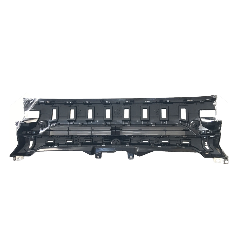 SUNLOP Hiace Plating Front Grille Wide Body Auto parts #000752 Chrome Middle Front grille of KDH Hiace 200 2014 Car accessories