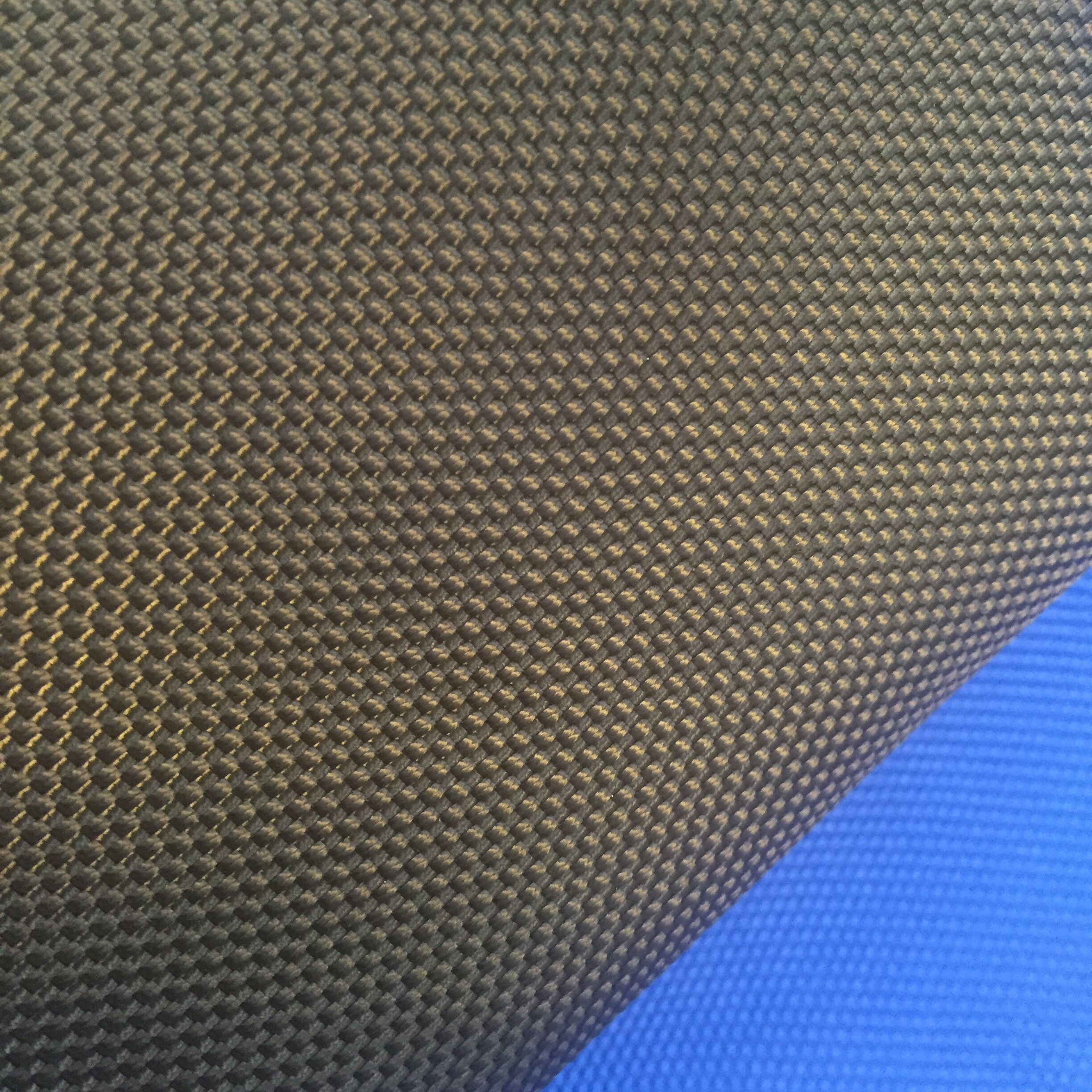 Nylon 1680D fabric with PU coating waterproof high quality bags fabric