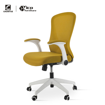 Design plastic computer task chairs mesh fabric desk office chair