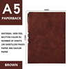 A5 Brown