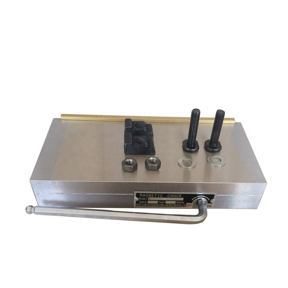 China Supplier Powerful Dense Magnetic table Chucks