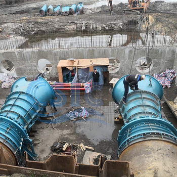 Manufacturer Low Head Tubular Water Turbine Generators for Water Power Plant