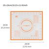 26x29cm orange