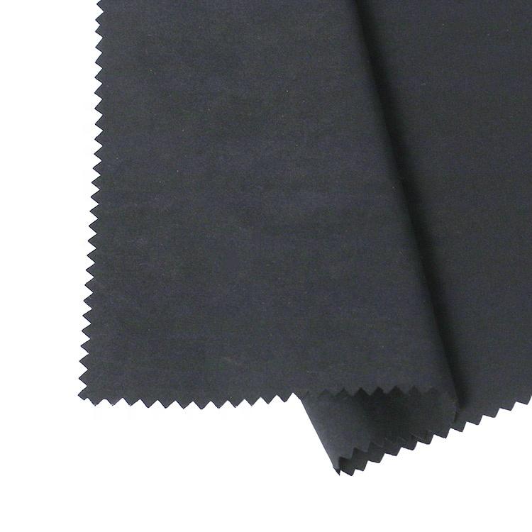 Полиэстер нейлон смешанная ткань Водонепроницаемая Пылезащитная куртка ткань