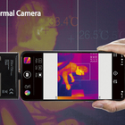 Phone Cheap China Infrared Camera Images CEM T-10 Smart Phone Infrared Optics Heat IR Cheap Best Thermal Imaging Camera Prices Android China Thermal Imager Diagnostic