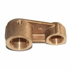 Copper Forging Brass Forging High Precision Brass Spare Part Custom Copper Stamping Parts Cnc Forging Customized Casting Service