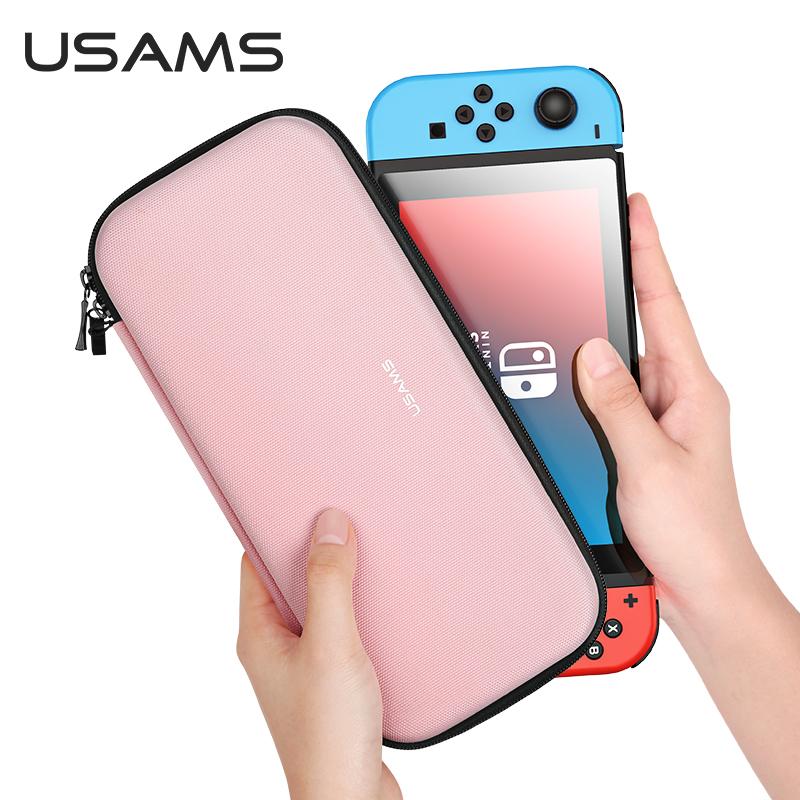 USAMS полная защита 3-слойная ЗАЩИТА Жесткий чехол lite чехол для Nintendo Switch