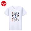 White Never say