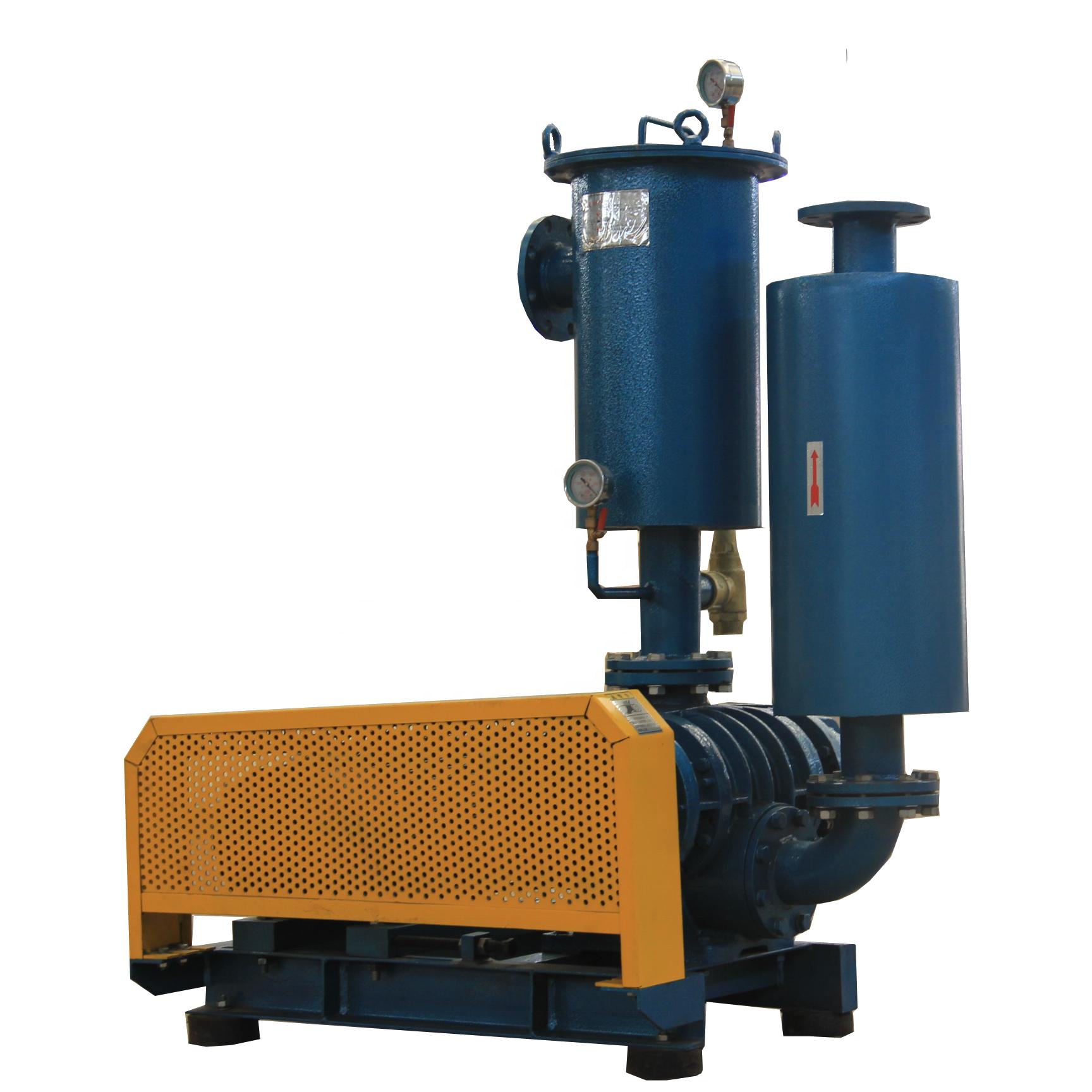 ротационная воздуходувка ТЭС роторные воздуходууки