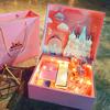 Rosa box + tasche 1