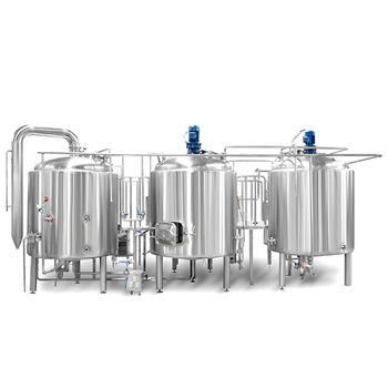 Chinese supplier home microbrewery beer brewing equipment 300l small size mini brewing for sale