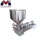aluminium tube k-cup filling machine to fill in tomato sauce packaging machines