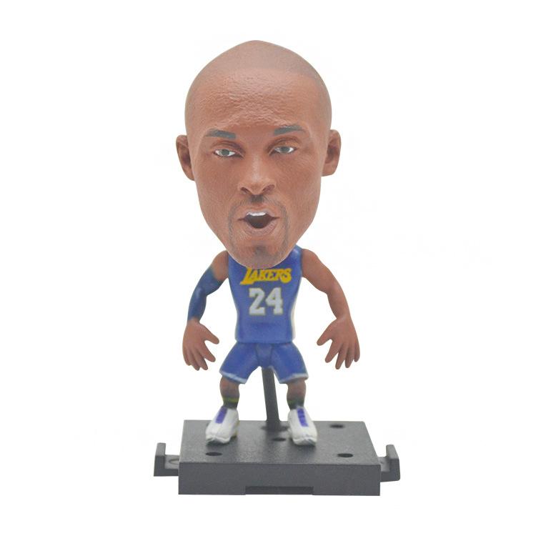 2020 оптовая продажа креативных фанатов НБА баскетбольной звезды, маленькие подарки, куклы, фигурки героев