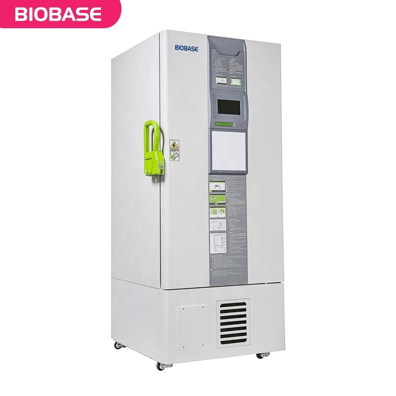 BIOBASE CHINA Freezer -86c Vertical Ultra Low Temperature Freezer Machine Price