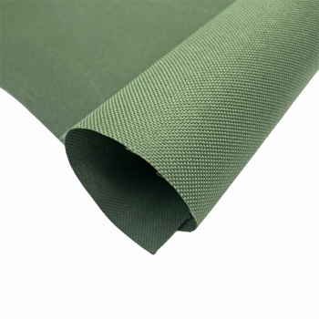 PU Backing 600D 600 Denier Polyester Camouflage Fabric