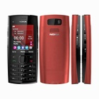 For Nokia X2-02 Unlocked Cell Phone Single Core Java FM Radio Dual SIM Simple X2 Mobile Phone