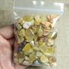 Kuning agate 7-11mm