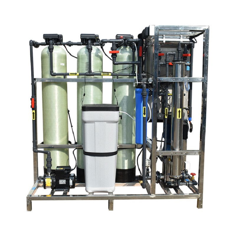 product-250 Lph Ro System industrial drinking water filter Machine Reverse Osmosis purification-Ocpu