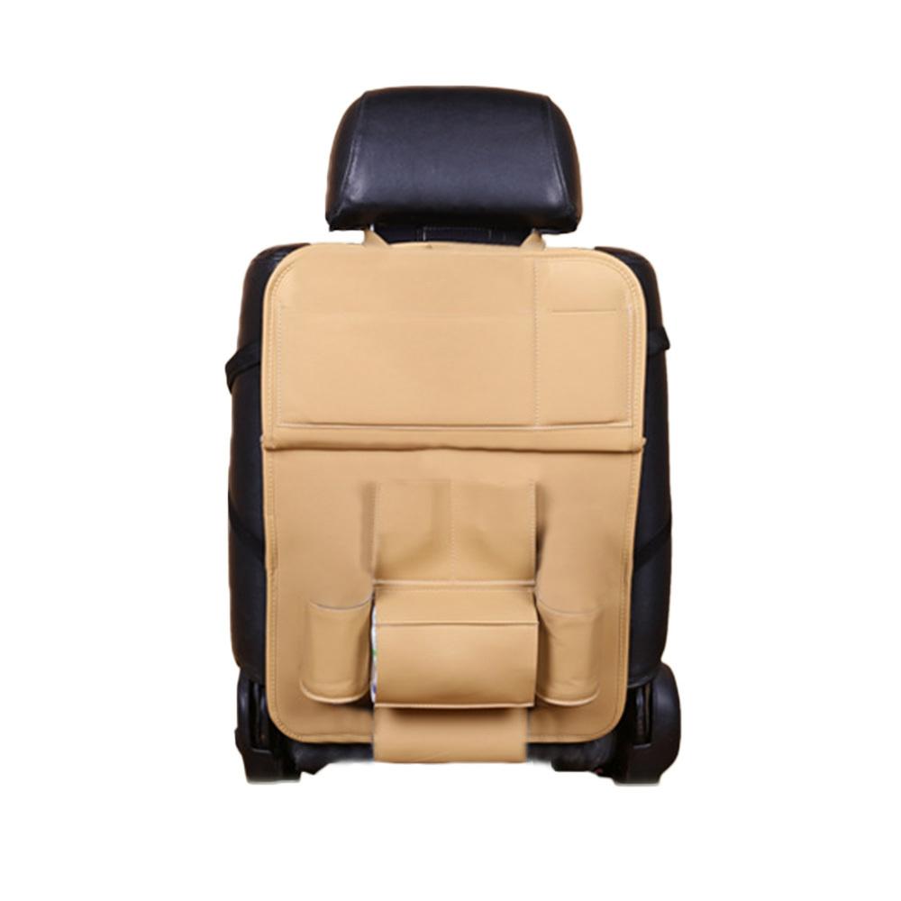 Универсальный Большой Вместительный автомобильный органайзер для багажника, регулируемые многофункциональные Висячие карманные сумки дл...(Китай)