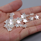 Mother Of Pearl Shell Beads 10mm Natural Star Mother Of Pearl Shell Beads For Making Jewellery