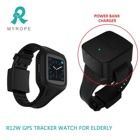 Gps Offender Gps Kids Gps Bracelet Watch Device Waterproof IP67 Offender Gps Tracking Watch