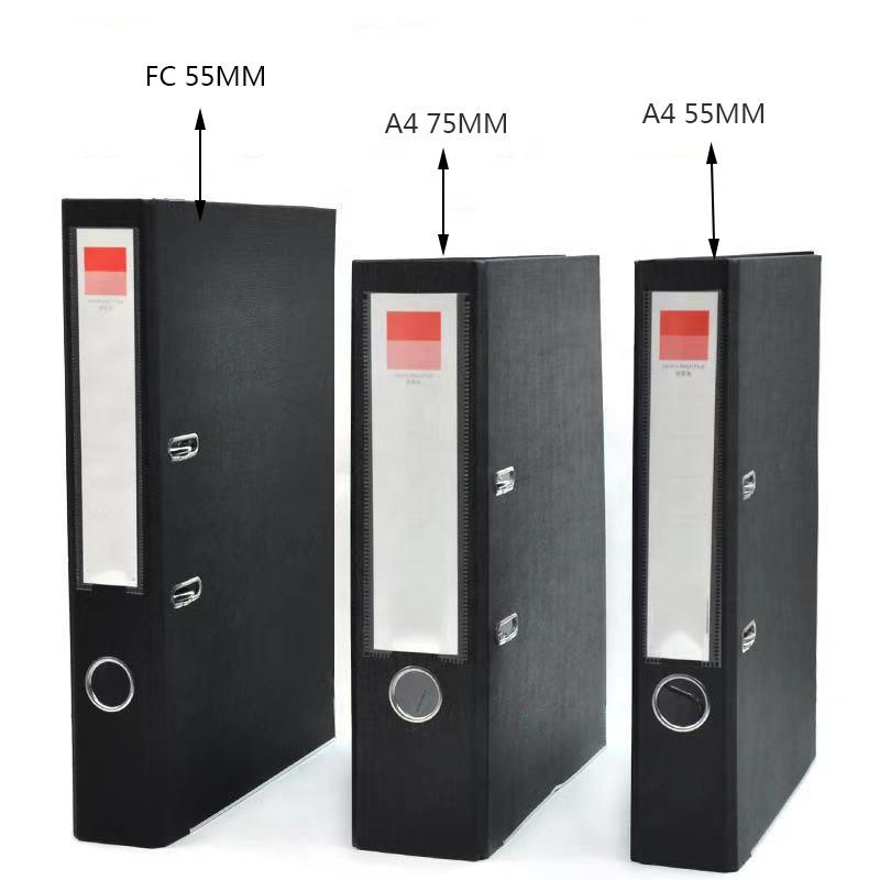 Разные цвета Оптовая Персонализированные 3 кольца связующего рычаг арки файл папка