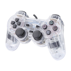 Transparent gamepad For PS2 controller wired Joystick ps2 For Play station 2 game joypads