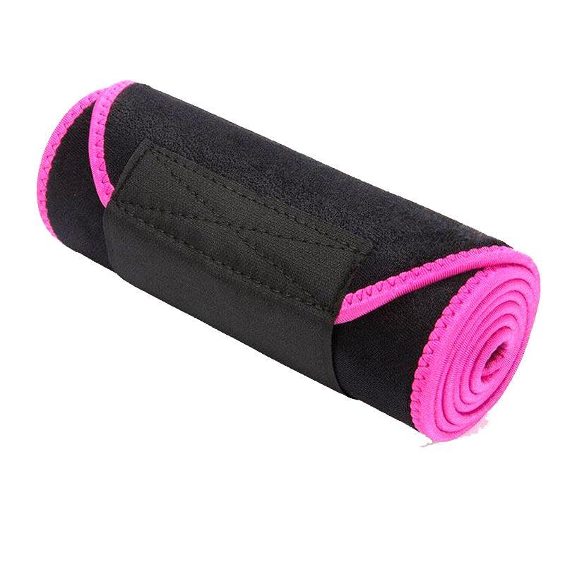 Women Men Health Exercise Lose Weight Waist Trimmer Sweat Belt