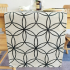Table Table Runner Decor Hot Sale New Design Product Geometric Embroidery Table Runner For Home Decor