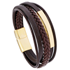 bown leather + gold: 20.5CM