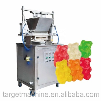 small candy depositor lab candy make machine mini candy depositor muliti function gummy/candy/lollipop making machine