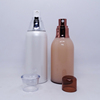 Acrylic airless bottle