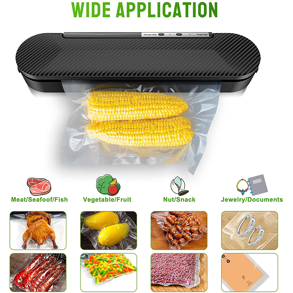Exquisite structure manufacturing vacuum sealer machine home